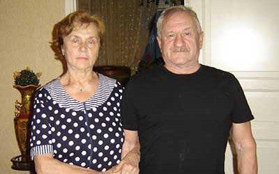 Leonid & Nataliya F from Kazan