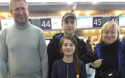 Aleksandr and Irina B from Kiev