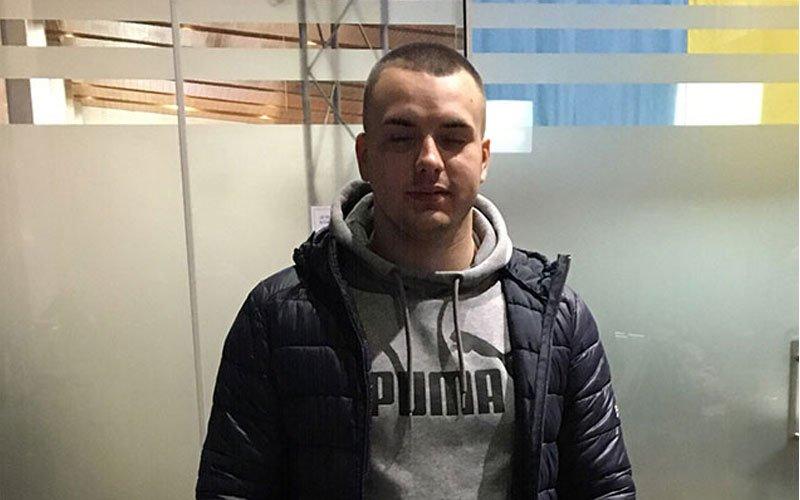 Oleg G from Krvoi Rog